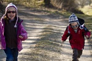 enfant-activités gratuites fin hiver
