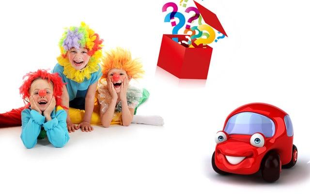 idées d'activités et jeu pour occuper les enfants pendant le trajet des voyages en voiture, train avion