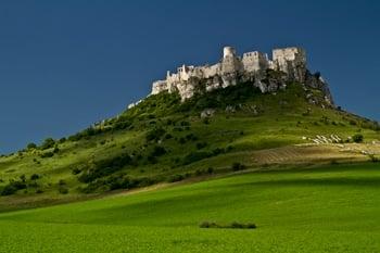 Château-en-Slovaquie-Spic voyage en famille