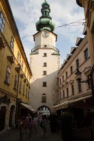 visiter-la-slovaquie-ville
