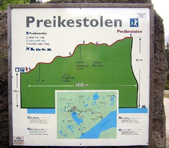 norvège-preikestolen