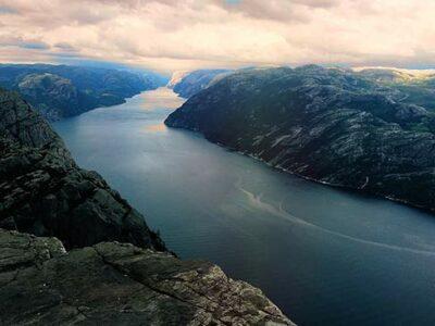 preikestolen-norvège