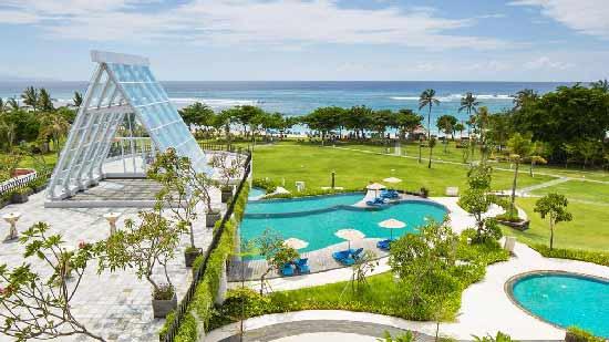 hotel familial indonesie