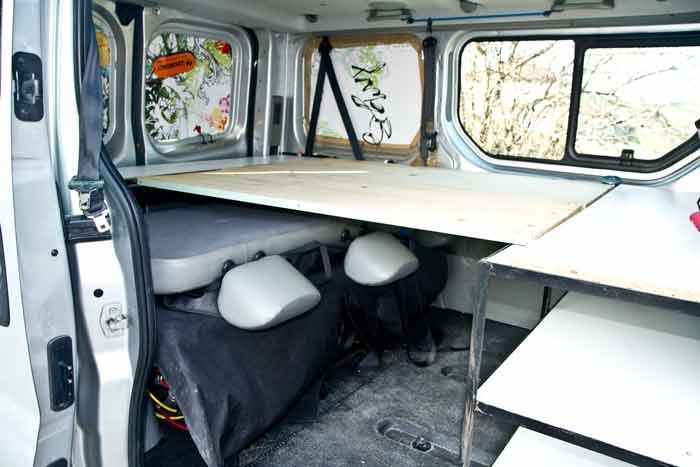 Fourgon Am 233 Nag 233 En Camping Car Avec Un Petit Budget Voyage