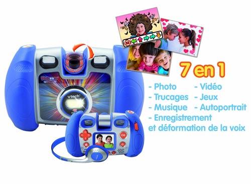 appareil photo pour enfant lequel choisir crit re kidizoom conseils enfant en. Black Bedroom Furniture Sets. Home Design Ideas