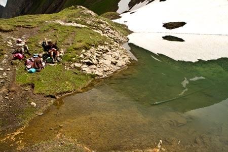 aravis-randonnée-famille-enfant-topo-lac tardevant