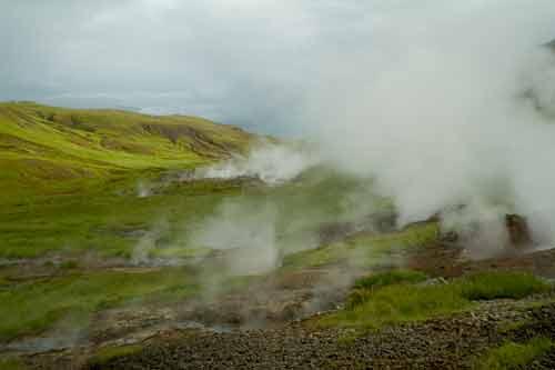 source chaude à reykjadallur en islande