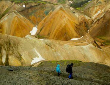Blahnukur-dans-le-Landmannalaugar
