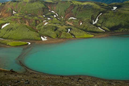 lac-Landmannalaugar-Islande