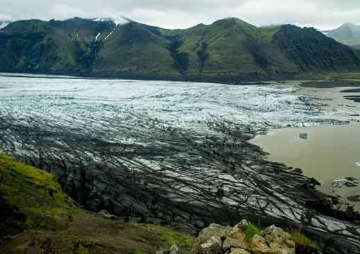 glacier-islande