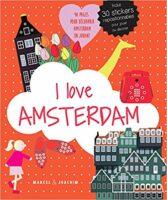 livre sur Amsterdam pour enfants