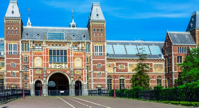 Amsterdam avec enfants en famille-le-Rijksmuseum