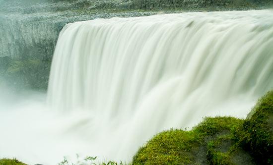 islande en famille cascade-dettifoss