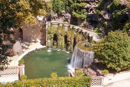 visiter rome en famille villa borghese