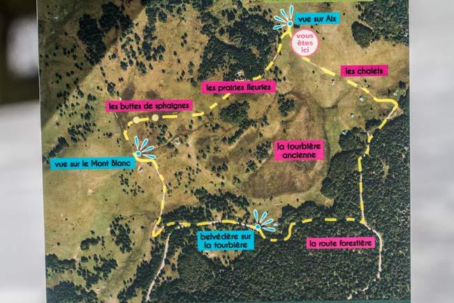 massif-des-bauges-carte
