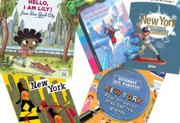 new york en famille guide livre