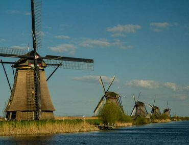 moulins-Kinderdijk