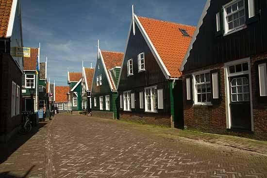 marken-village-hollande