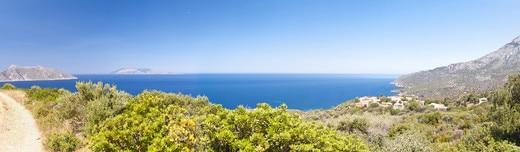 Panorama of Samos