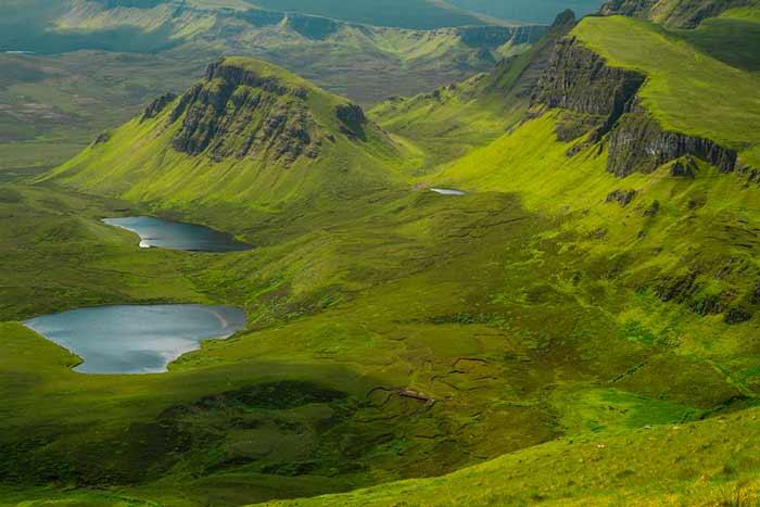 Htels et auberges en Isle of Skye Kyle of Lochalsh - Bienvenue en