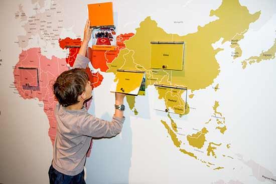 edimbourg avec des enfants Museum-National-d'Ecosse-