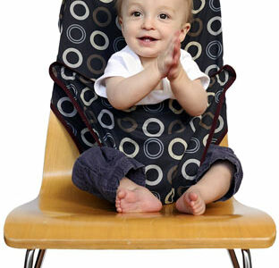chaise nomade pour bébé tot-seat
