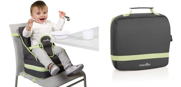 Rehausseur babymoov up and go - Rehausseur de chaise tomy ...