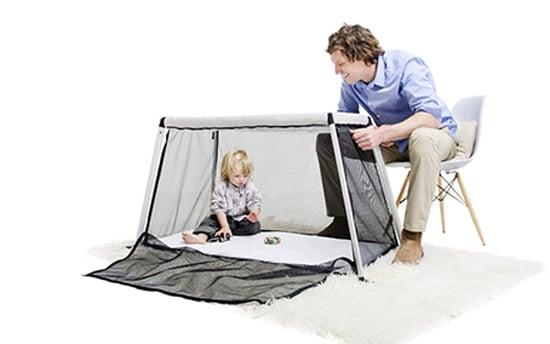 lit parapluie ultra l ger phil and teds traveller avis. Black Bedroom Furniture Sets. Home Design Ideas
