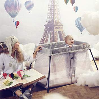 lit-parapluie-babybjorn-bébé
