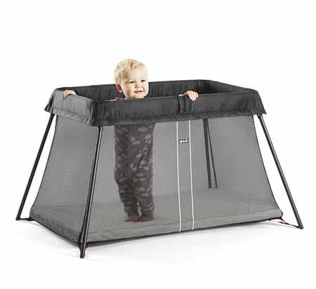 lit de voyage babybjorn le lit nomade tout terrain voyage en famille avec enfants et week end. Black Bedroom Furniture Sets. Home Design Ideas