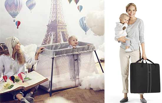 lit parapluie babybjorn l ger et compact avis. Black Bedroom Furniture Sets. Home Design Ideas