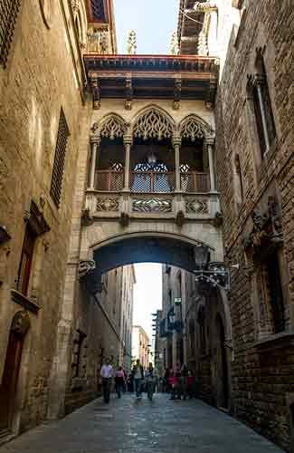 voyage à barcelone en famille