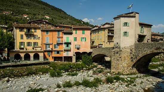 village à visiter autour de nice
