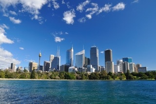australie-sydney immeubles