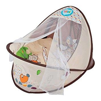 couffin nid nomade ludi pour bébé