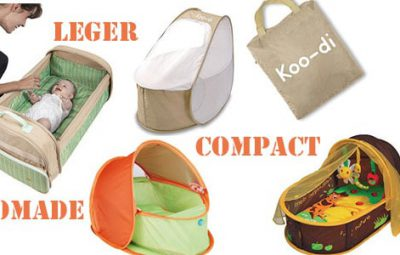 couffin-nomade-leger et compact