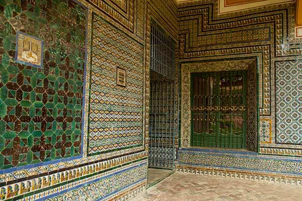mosaique-casa-de-pilatos-seville-andalousie