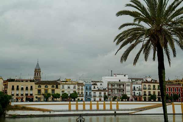 Guadalquivir-à-séville-en famille