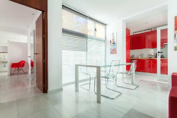 Location-appartement-séville-en-famille