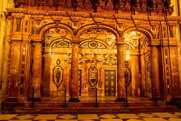 visiter cathédrale de séville