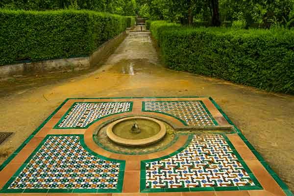 visiter jardin-Alcazar-del-rey