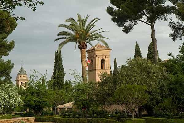 jardins-Alhambra-Grenade-Andalousie-Espagne