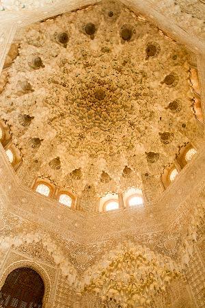 palais-nasrides-Alhambra-Grenade-Andalousie-Espagne