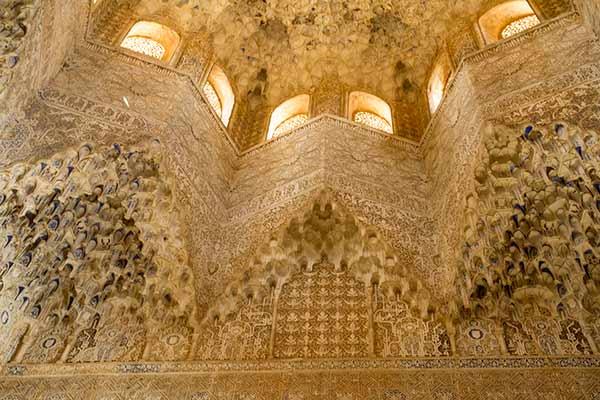 palais-nasrides-Alhambra-Grenade-Espagne
