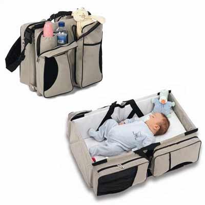 couffin sac a langer nomade bébé
