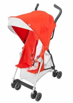poussette de voyage pour bébé mac-laren