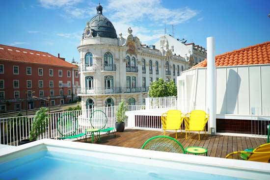 appart-hotel-famille-lisbonne-avec-piscine