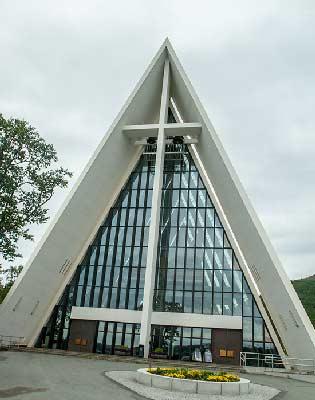cathédrale-tromso-laponie-norvege