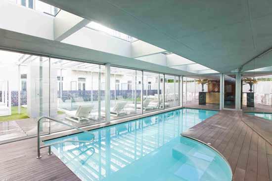 H tel famille lisbonne top 7 for Hotel design piscine lisbonne