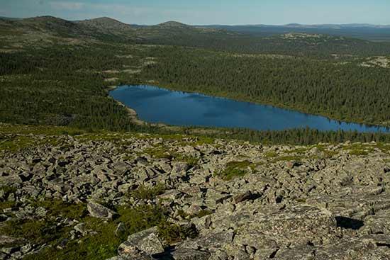randonnée-en-laponie-finlande